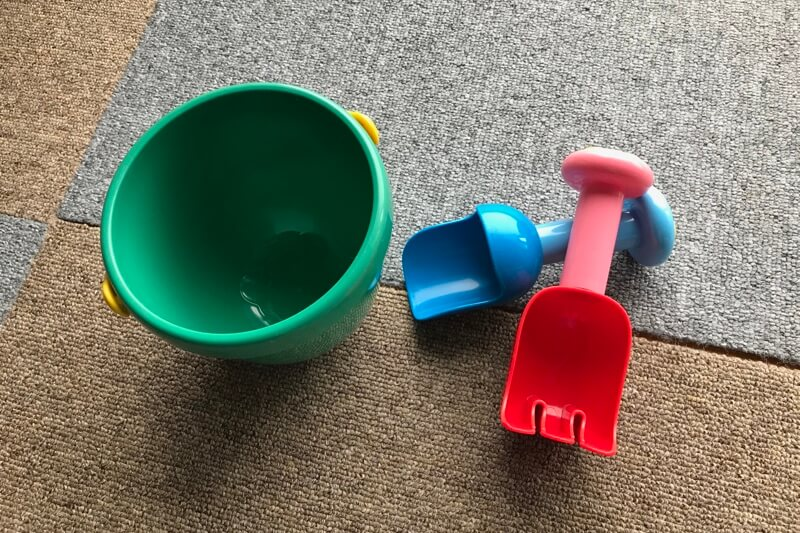 こどもちゃれんじ1歳4ヶ月号のおもちゃ
