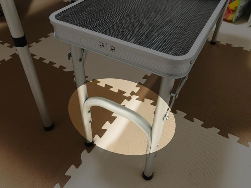 クイックキャンプの椅子