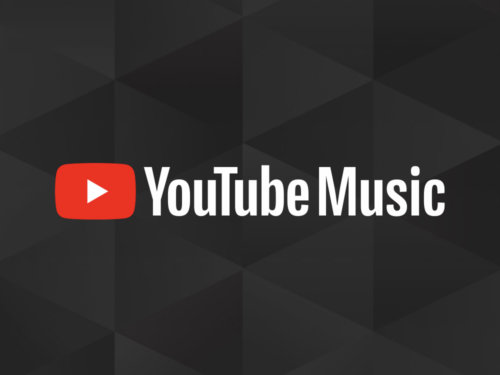 YouTube Musicのロゴ